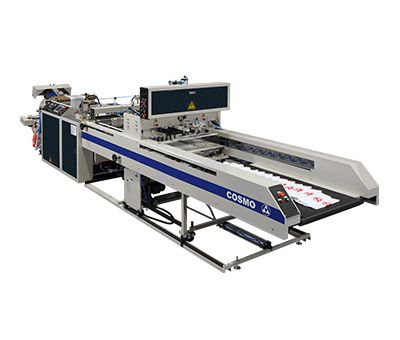 Fully Automatic High Speed Single Line T-Shirt Bags Making Machine / SA-28