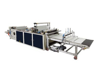 Fully Automatic Bottom Seal Industrial Bags Making Machine / SE-1000 / SE-1200 / SE-1500