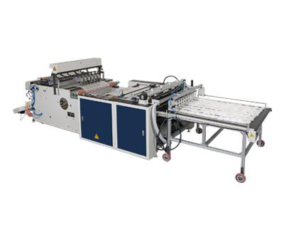 Fully Automatic Bottom Seal Bags Making Machine With Hot-Slittings System / SE-40S / SE-50S